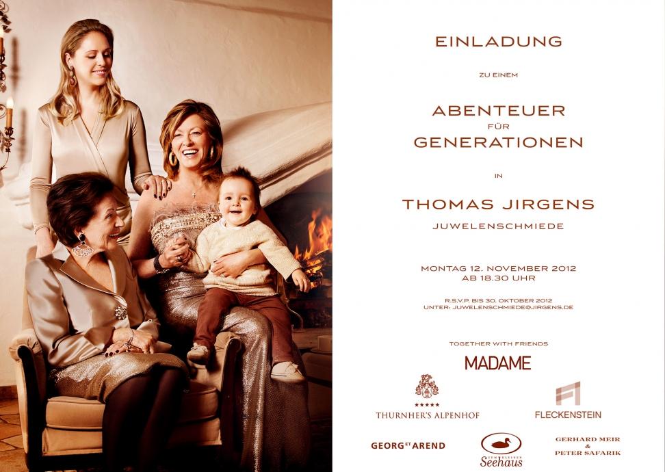Abenteuer für Generationen 2012