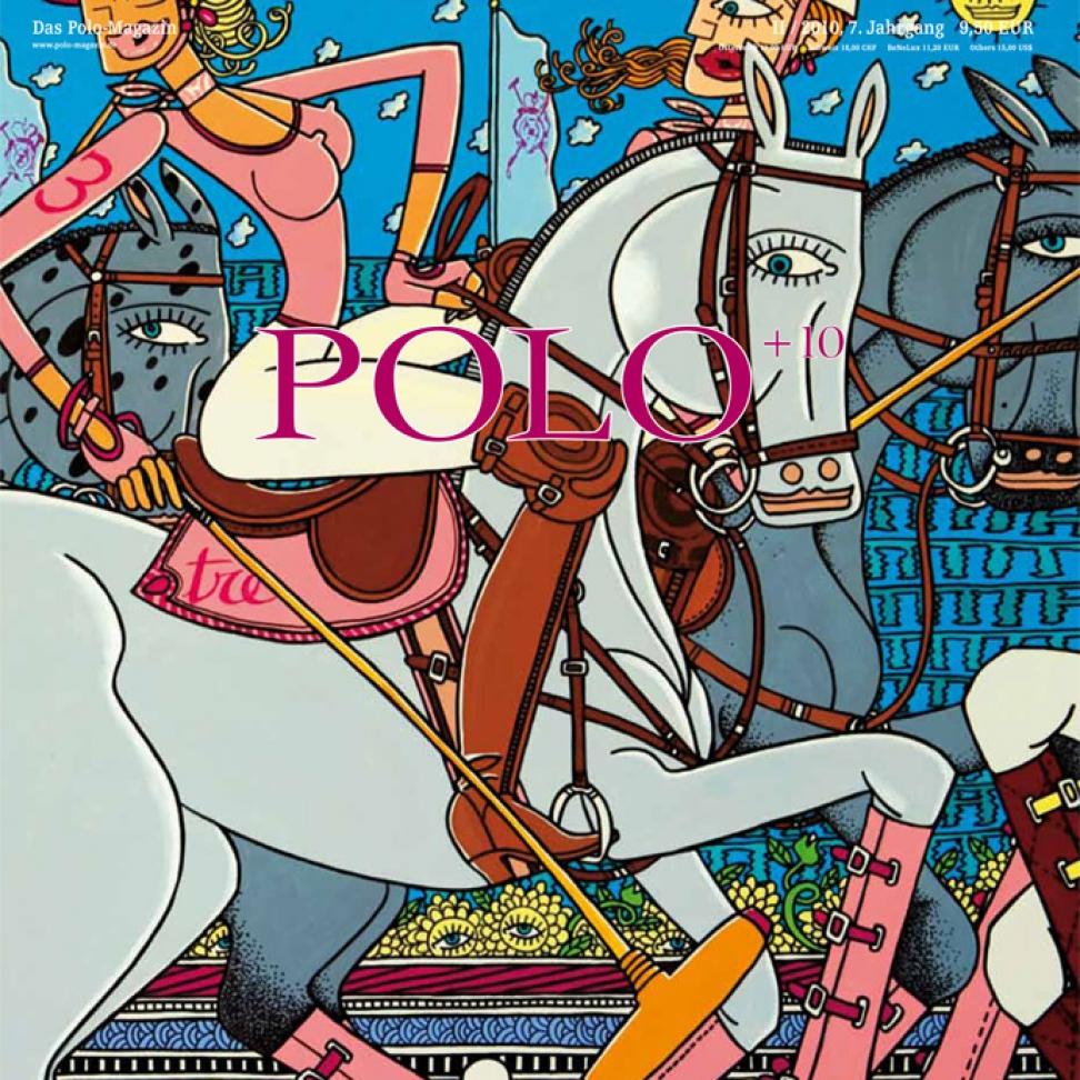 POLO+10 JAHRGANG 2/2010