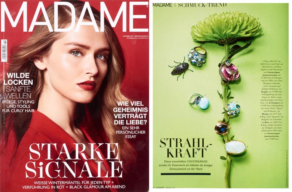 Madame Oktober 2017