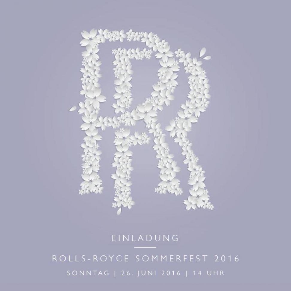 5th Birthday of Rolls-Royce Munich