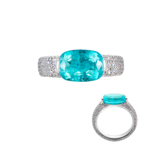 PARAIBA ON DIAMONDS